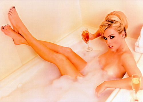Jenny McCarthy--Playboy and più