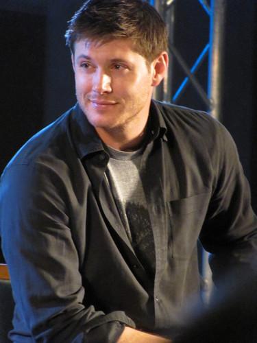 Jensen at Jus In Bello Con 2010