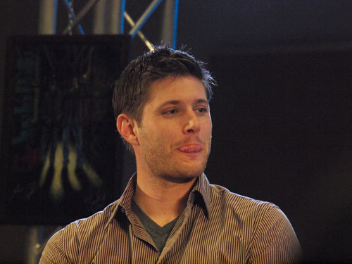 Jensen at Jus In Bello Con 2010