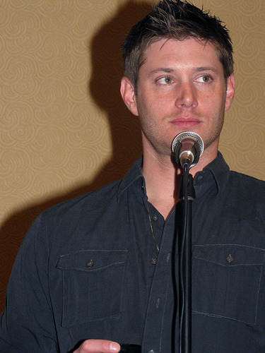 Jensen at LA Con '10