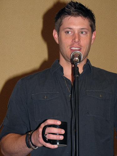 Jensen at LA Con '10