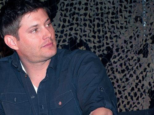 Jensen at LA Con 2010