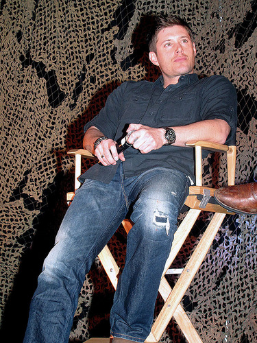 Jensen at LA Con 2010