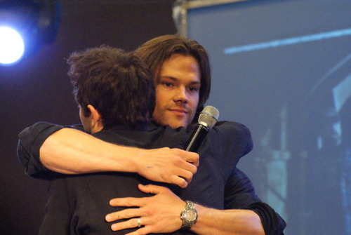 Supernatural wallpaper called Jus In Bello Con 2010