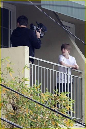 Justin Bieber: Black Eyed Peas Date!