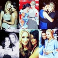 Lea Michele and Dianna Agron - lea-michele-and-dianna-agron fan art
