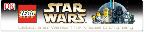 Lego estrela Wars Banner