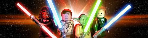 Lego звезда Wars Banner