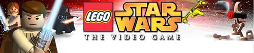 Lego bintang Wars Banner