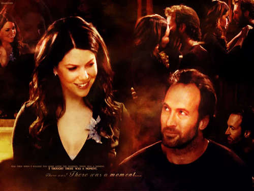 TV Couples achtergrond titled Luke & Lorelai