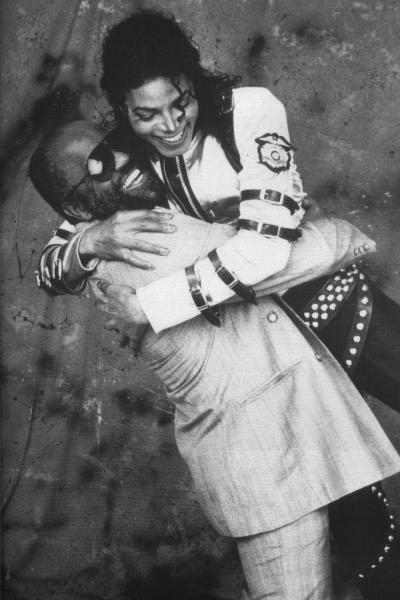 MJ having fun.. :)