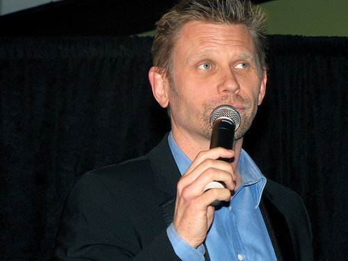 Mark Pellegrino at LA Con '10