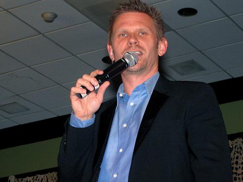 Mark Pellegrino at LA Con '10