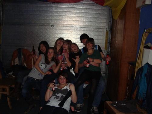 Me and some Những người bạn