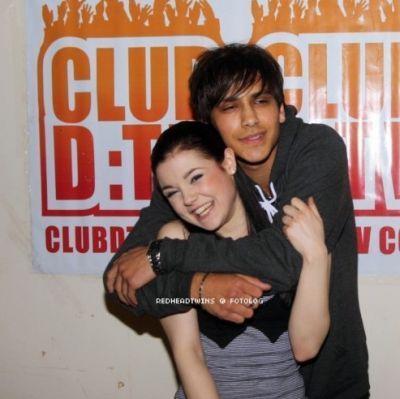 Meg and Luke