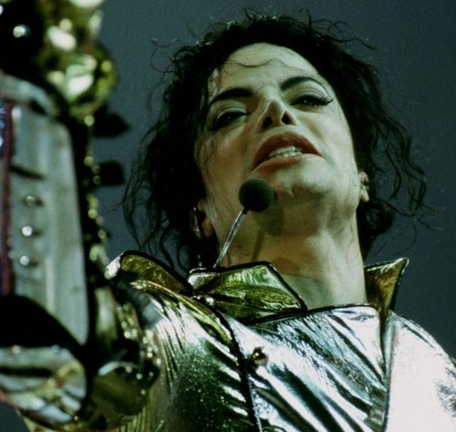 Michael Jackson History W.Tour