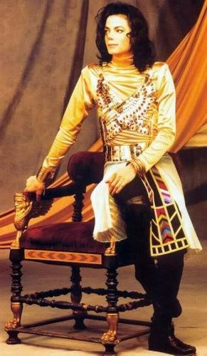 Michael in oro ♥