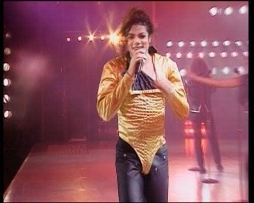 Michael in Золото ♥