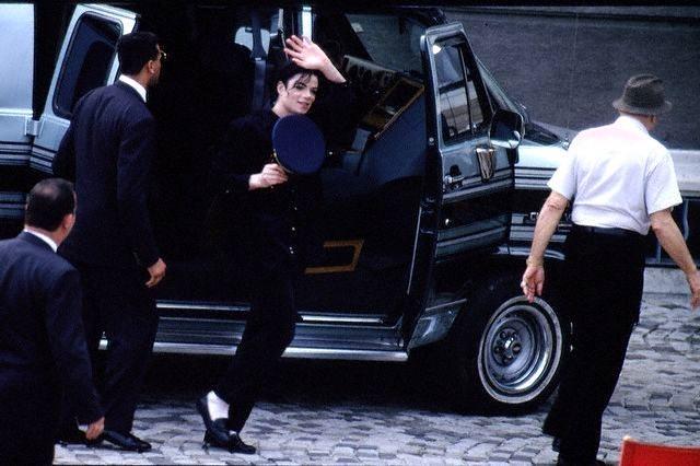 Michael.. so sweet