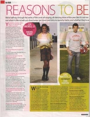 Mirror Magazine - 21 March 2010