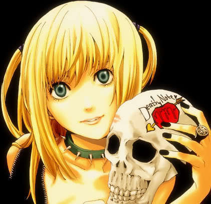 Misa with skull