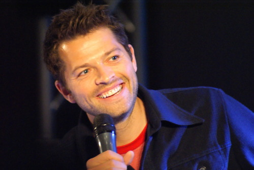 Misha at Jus In Bello Con 2010