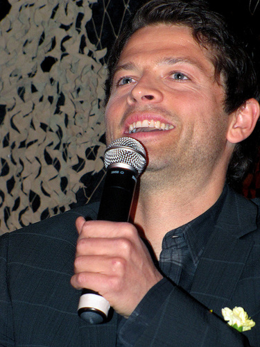 Misha at LA Con '10
