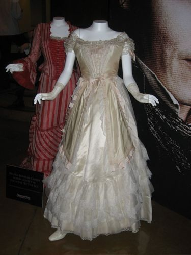 Mrs. Lovett's (wannabe) wedding dress - sweeney-todd Photo