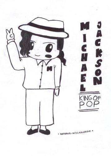 My MJ's Art