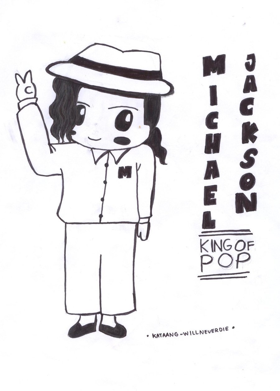My MJ's Art