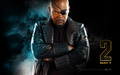 Nick Fury - iron-man wallpaper