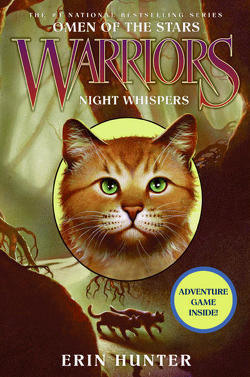 Night Whispers #3 cover