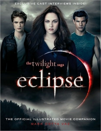Official Illustrated Movie Companion Book Eclipse