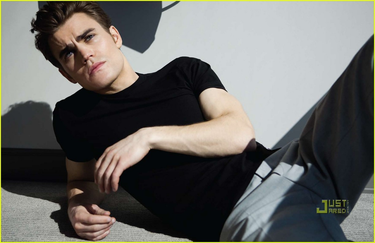 Paul Wesley - Picture Gallery
