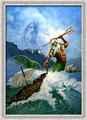 Poseidon  - greek-mythology fan art