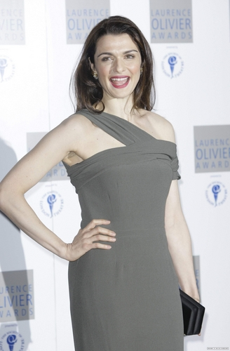 Rachel @ 2010 Laurence Olivier Theatre Awards