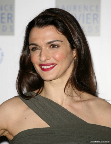 Rachel @ 2010 Laurence Olivier Theatre Awards