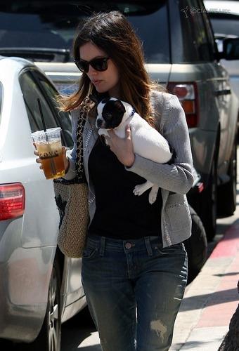 Rachel in Los Angeles