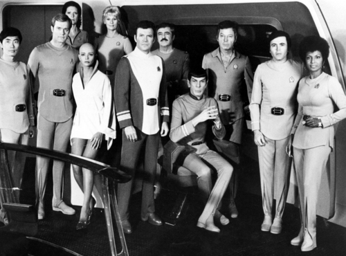 Rare estrella Trek fotos