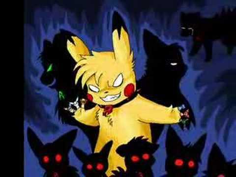 evil pokemon wallpaper - photo #2