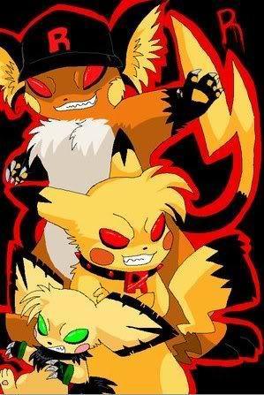 evil pokemon wallpaper - photo #35