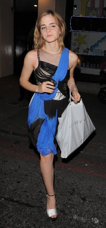 Emma Watson Private