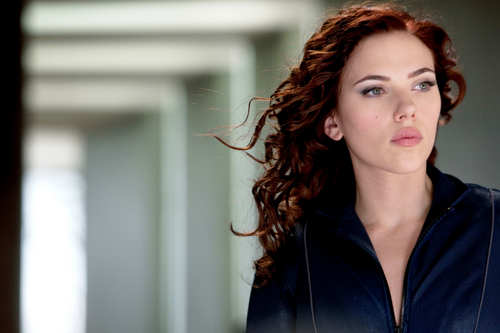 Scarlett Johansson | Iron Man 2 Production Still (HQ) - scarlett-johansson Photo