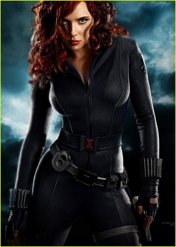 Scarlett Johansson wallpaper called Scarlett as the Black Widow