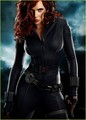 Scarlett as the Black Widow - scarlett-johansson photo