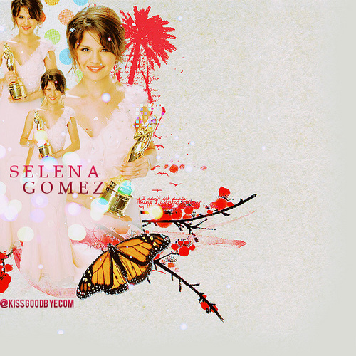 Selena gomez twitter background