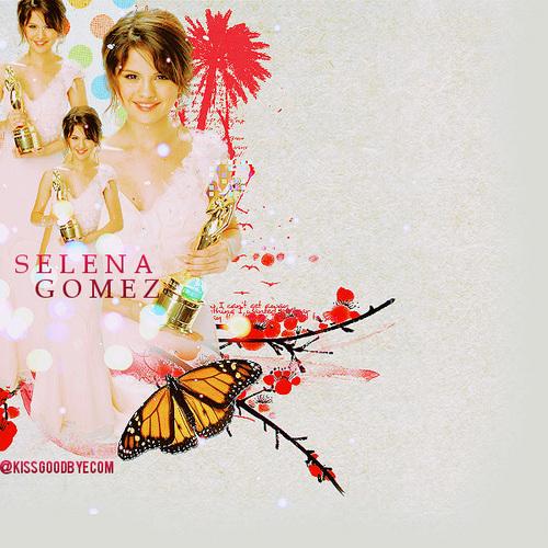 Selena gomez twitter background