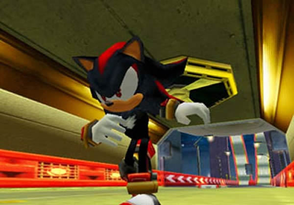 Sonic Adventure 2 Battle Images Shadow In Radical Highway Wallpaper