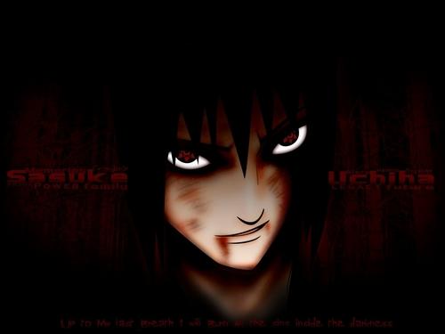 Sharingan(Uchiha Sasuke)
