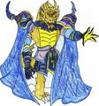 Shendu Cosplaying As Golbez